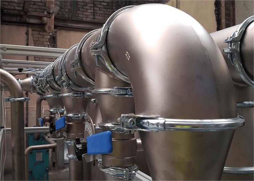 Nouvel outil industriel de traitement d'air