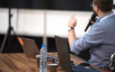 Conférence sur les COV en milieu industriel