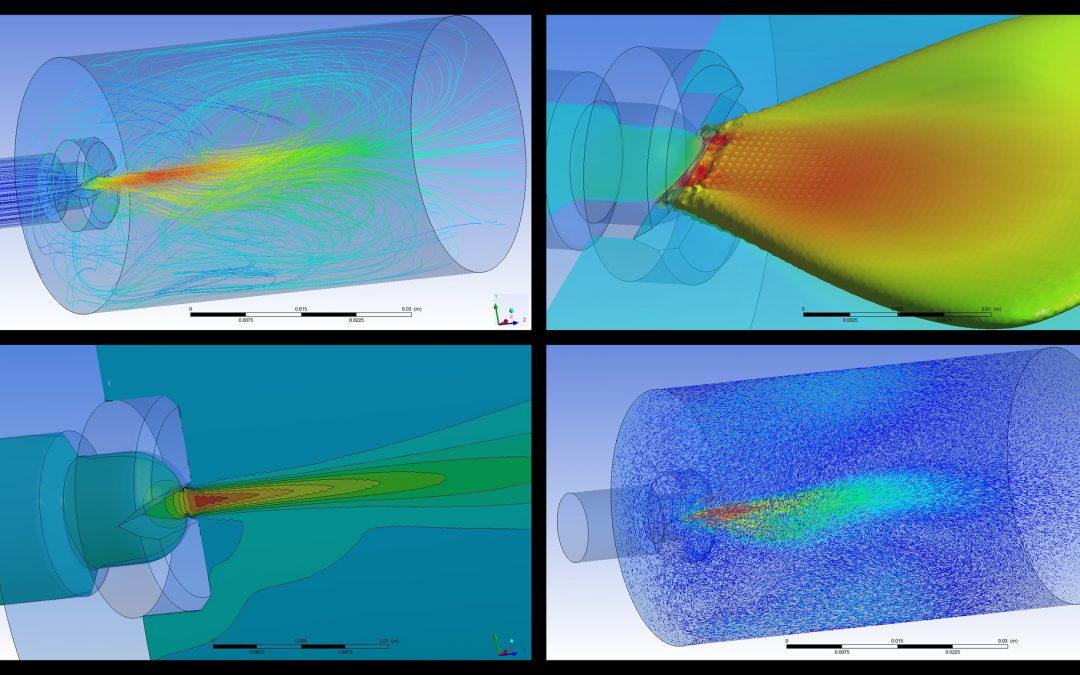 Simulation aéraulique
